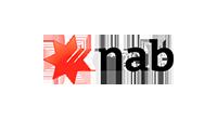 Nab Logo speaker